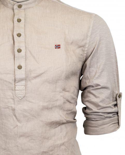 Рубашка с длинным рукавом мужские Napapijri модель ZS1799 купить, 2017