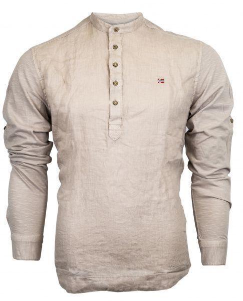 Рубашка с длинным рукавом мужские Napapijri модель ZS1799 , 2017