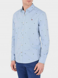 Рубашка мужские Napapijri модель N0YHEGM13 качество, 2017