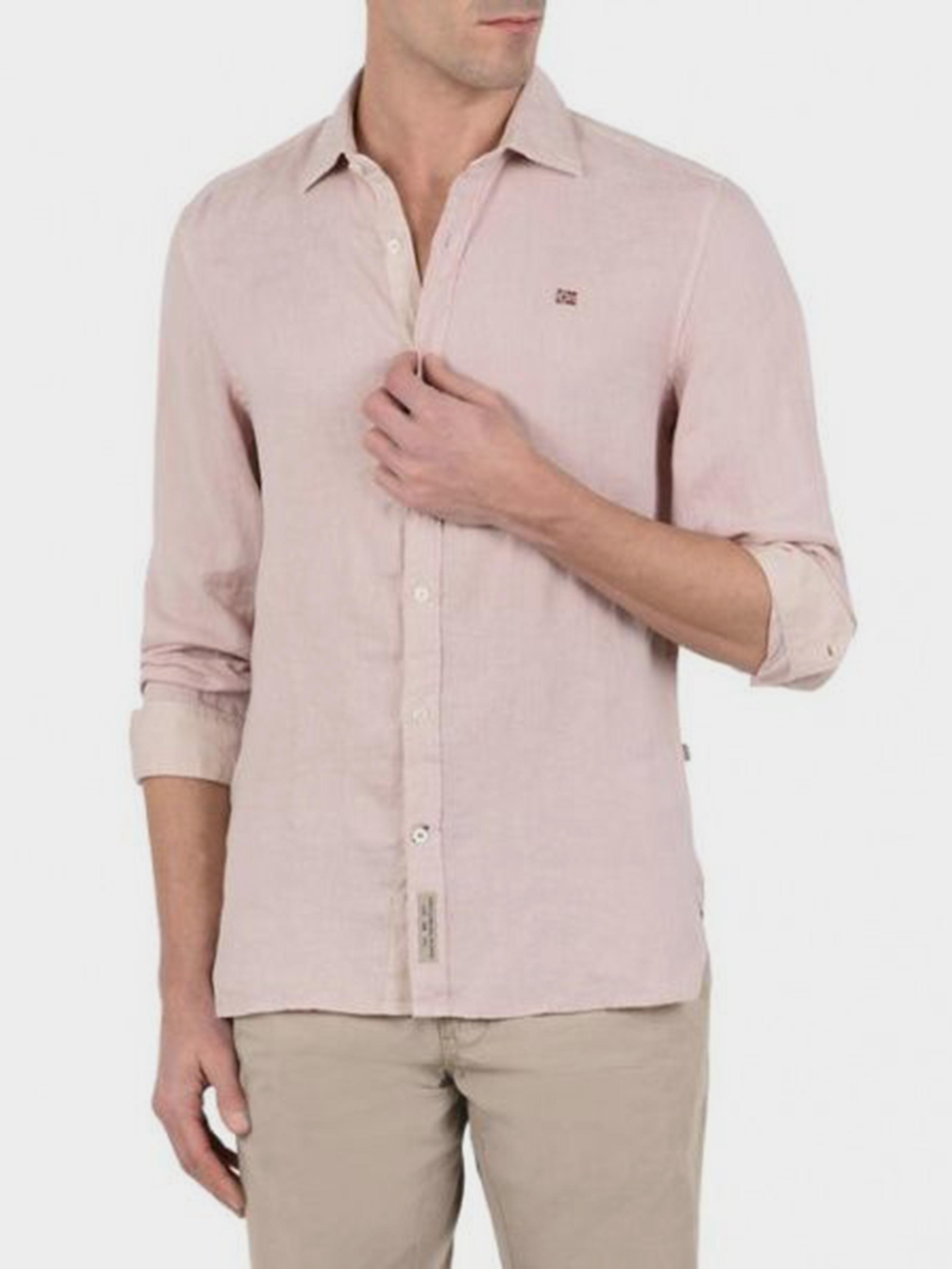Napapijri Рубашка с длинным рукавом мужские модель ZS1804 , 2017