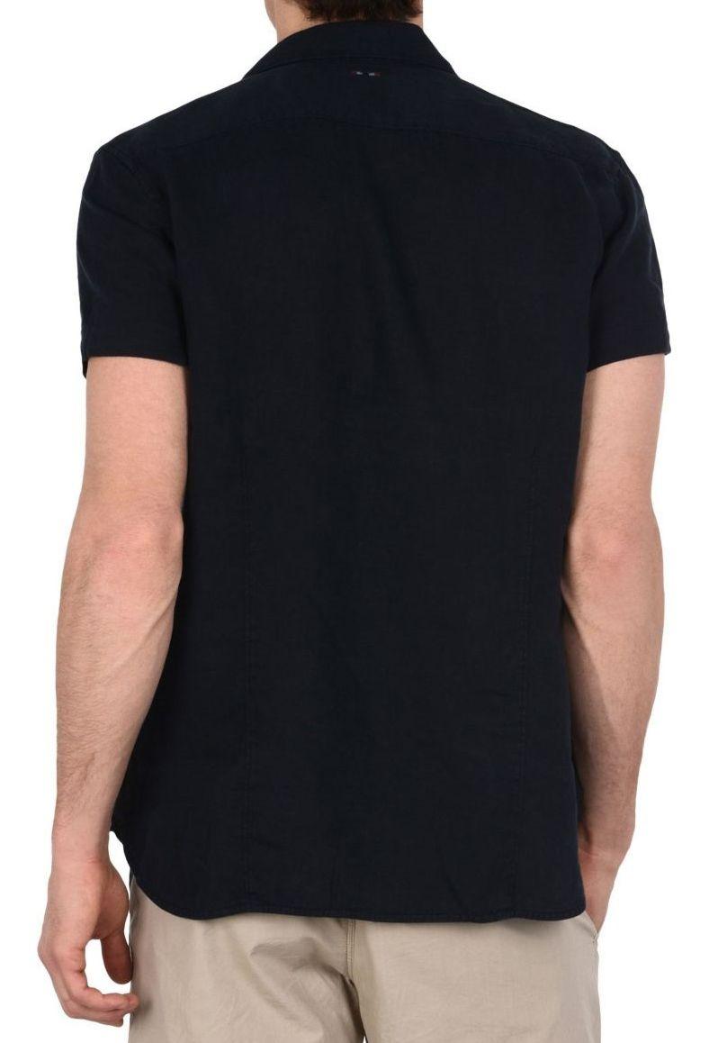 Рубашка мужские Napapijri модель N0YHEJ176 цена, 2017