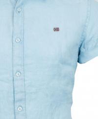 Рубашка мужские Napapijri модель N0YHEJI27 приобрести, 2017
