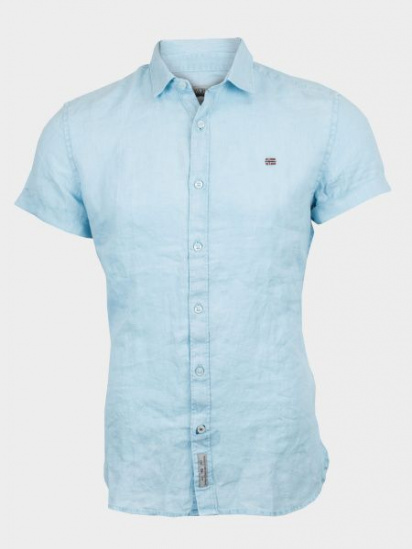 Рубашка мужские Napapijri модель N0YHEJI27 качество, 2017