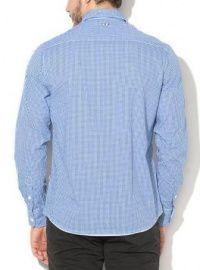 Рубашка с длинным рукавом мужские Napapijri модель ZS1807 цена, 2017