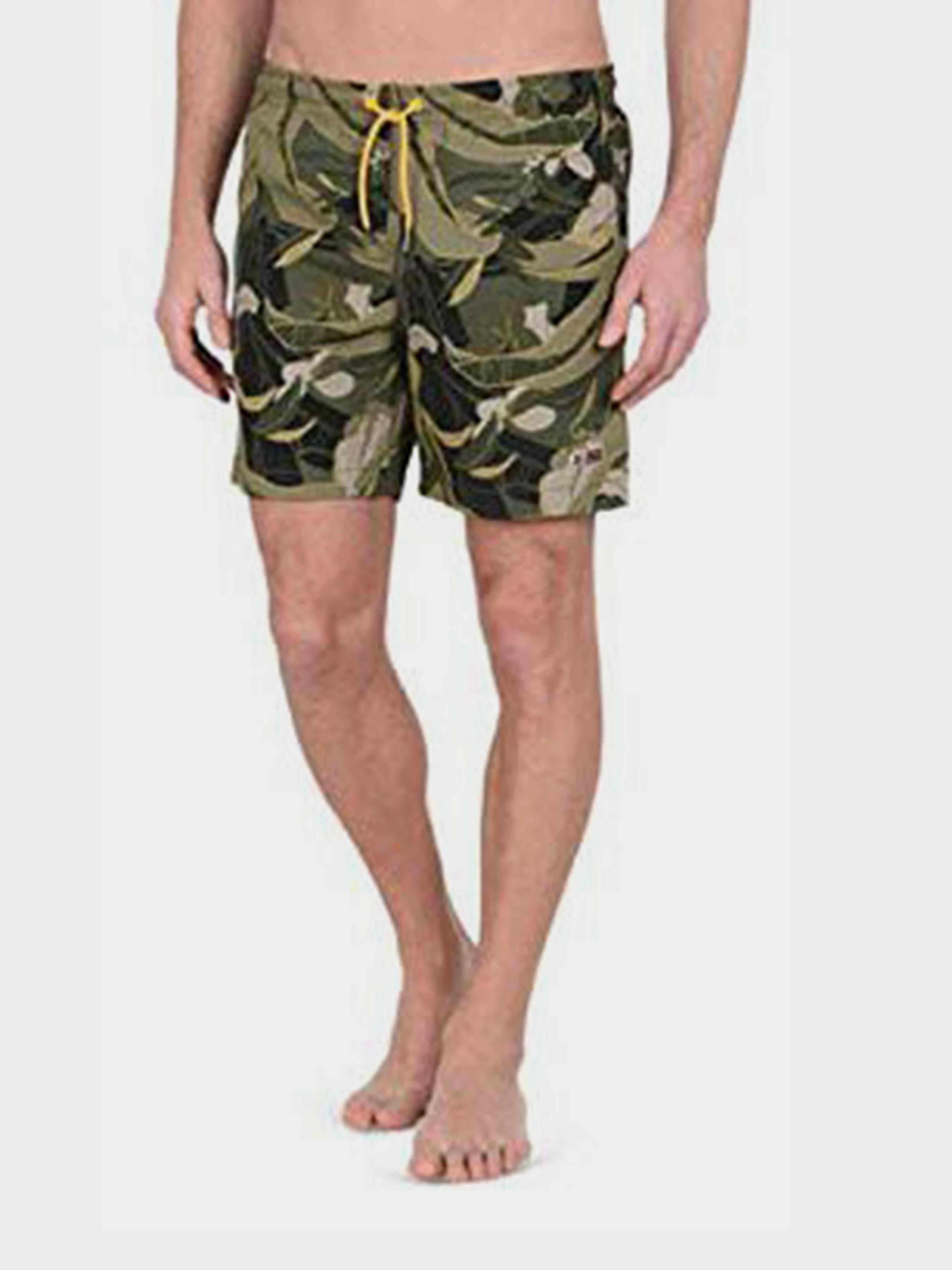 Купить Шорты для плавания мужские модель ZS1840, Napapijri, Многоцветный