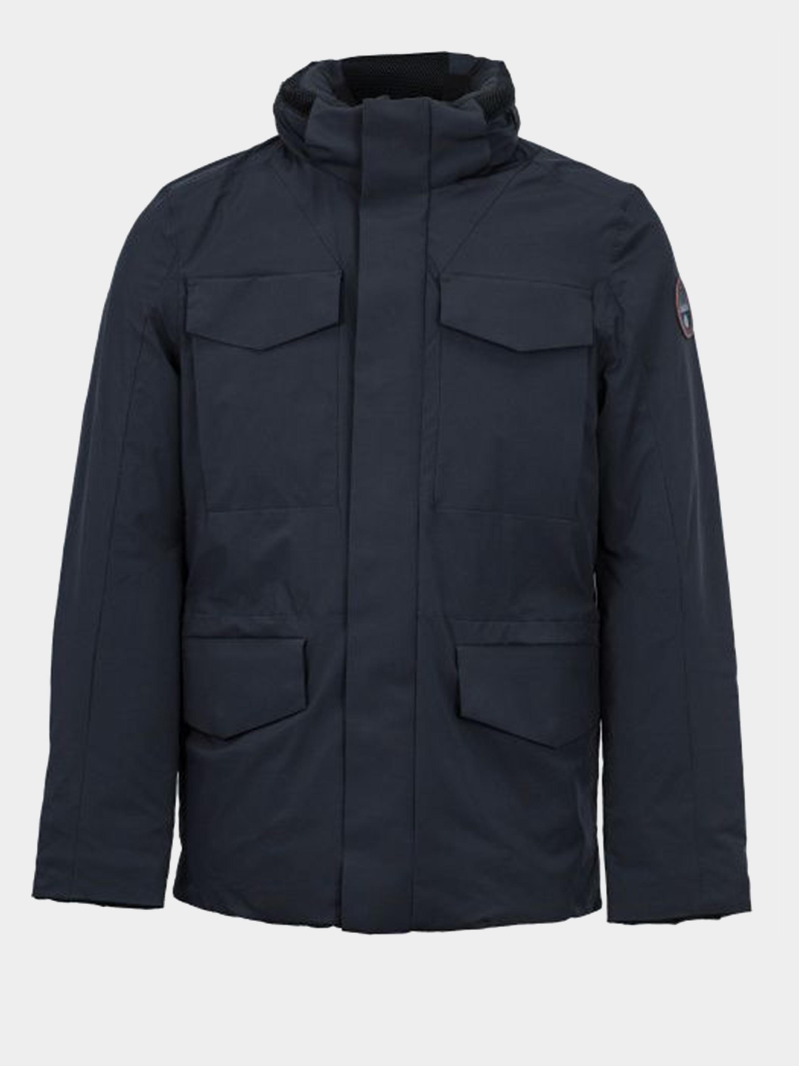 Купить Куртка мужские модель ZS1936, Napapijri, Черный