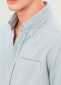 Рубашка с длинным рукавом мужские Napapijri модель ZS2011 цена, 2017