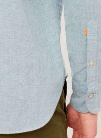 Рубашка с длинным рукавом мужские Napapijri модель ZS2011 купить, 2017