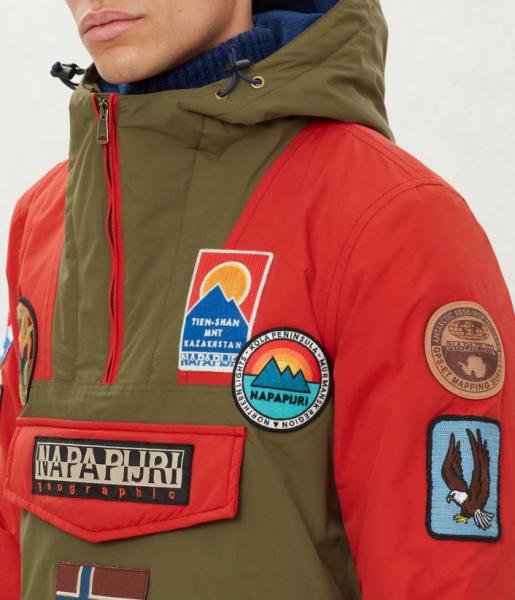 Napapijri Куртка мужские модель ZS2030 качество, 2017