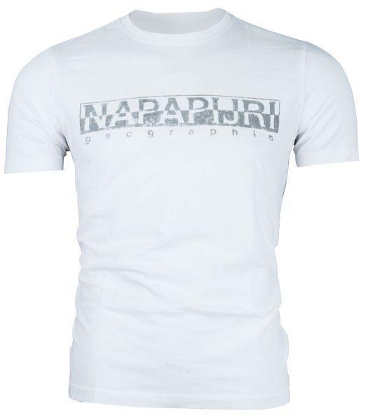 Футболка мужские Napapijri модель N0YISSM89 приобрести, 2017