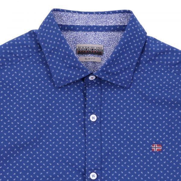 Рубашка с длинным рукавом мужские Napapijri модель ZS2073 купить, 2017