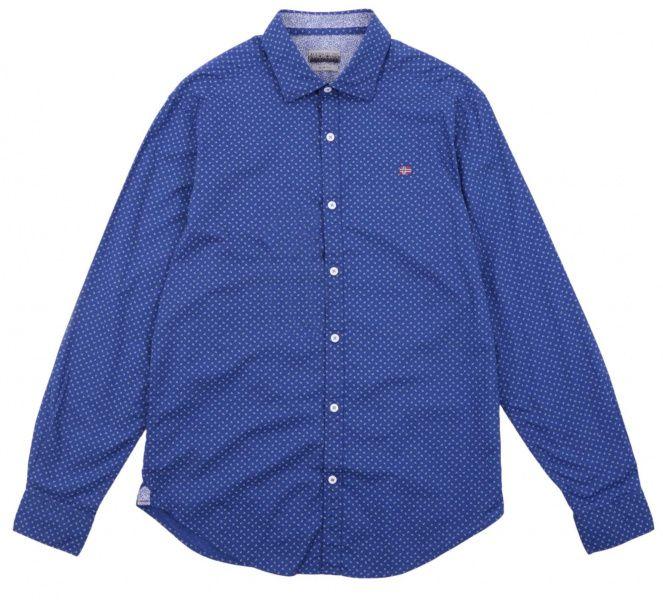 Рубашка с длинным рукавом мужские Napapijri модель ZS2073 , 2017