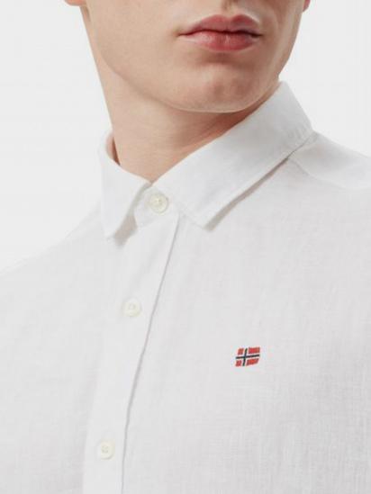 Сорочка з коротким рукавом Napapijri Gervas модель N0YIF1002 — фото 3 - INTERTOP