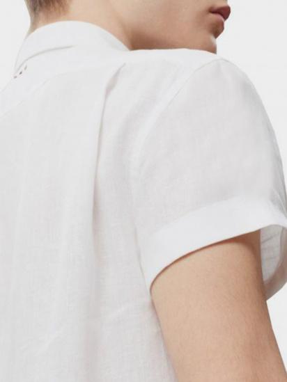 Сорочка з коротким рукавом Napapijri Gervas модель N0YIF1002 — фото 4 - INTERTOP
