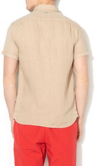 Сорочка з коротким рукавом Napapijri Gervas модель N0YIF1NB7 — фото 2 - INTERTOP