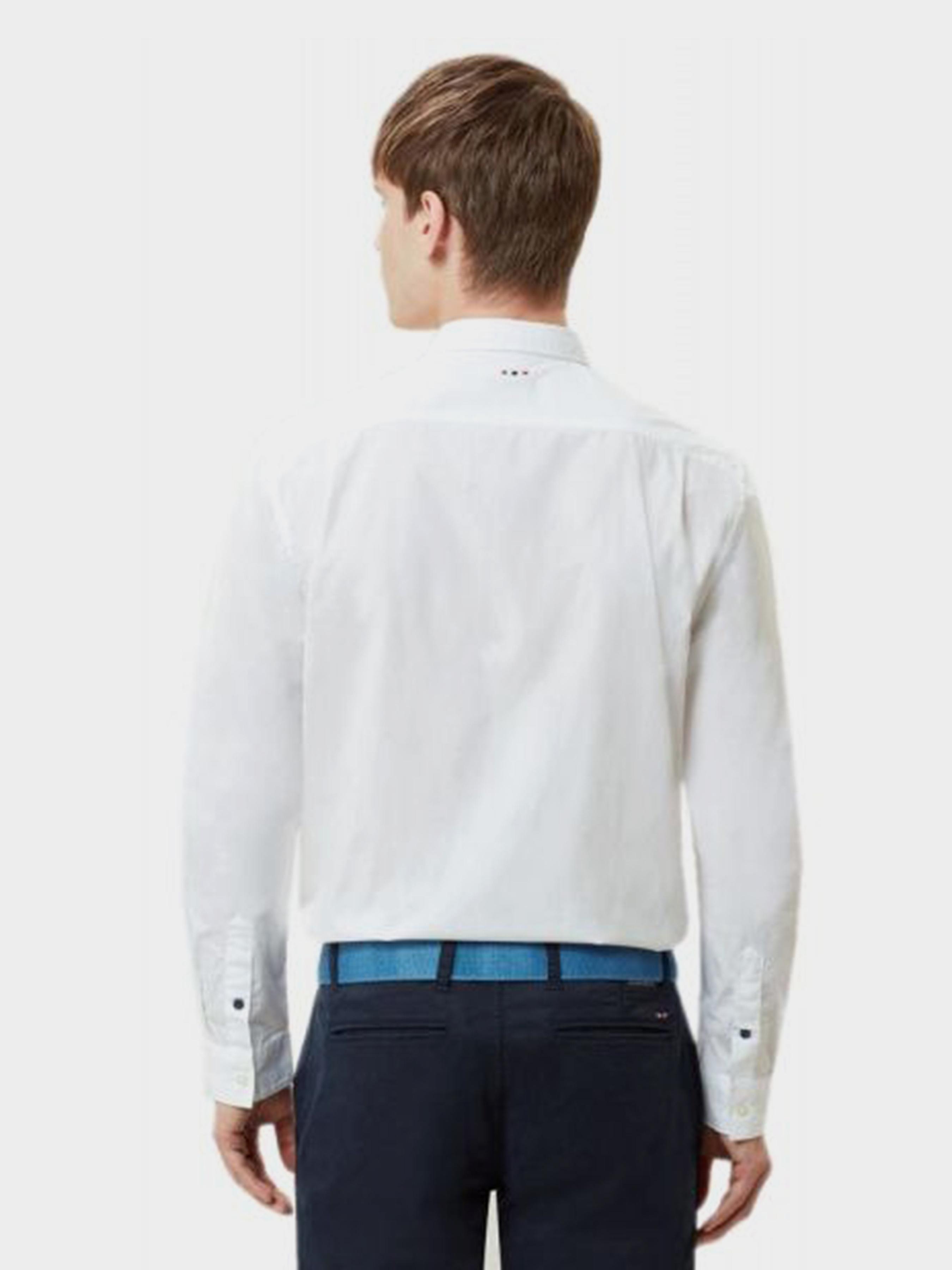 Рубашка с длинным рукавом мужские Napapijri модель ZS2210 купить, 2017