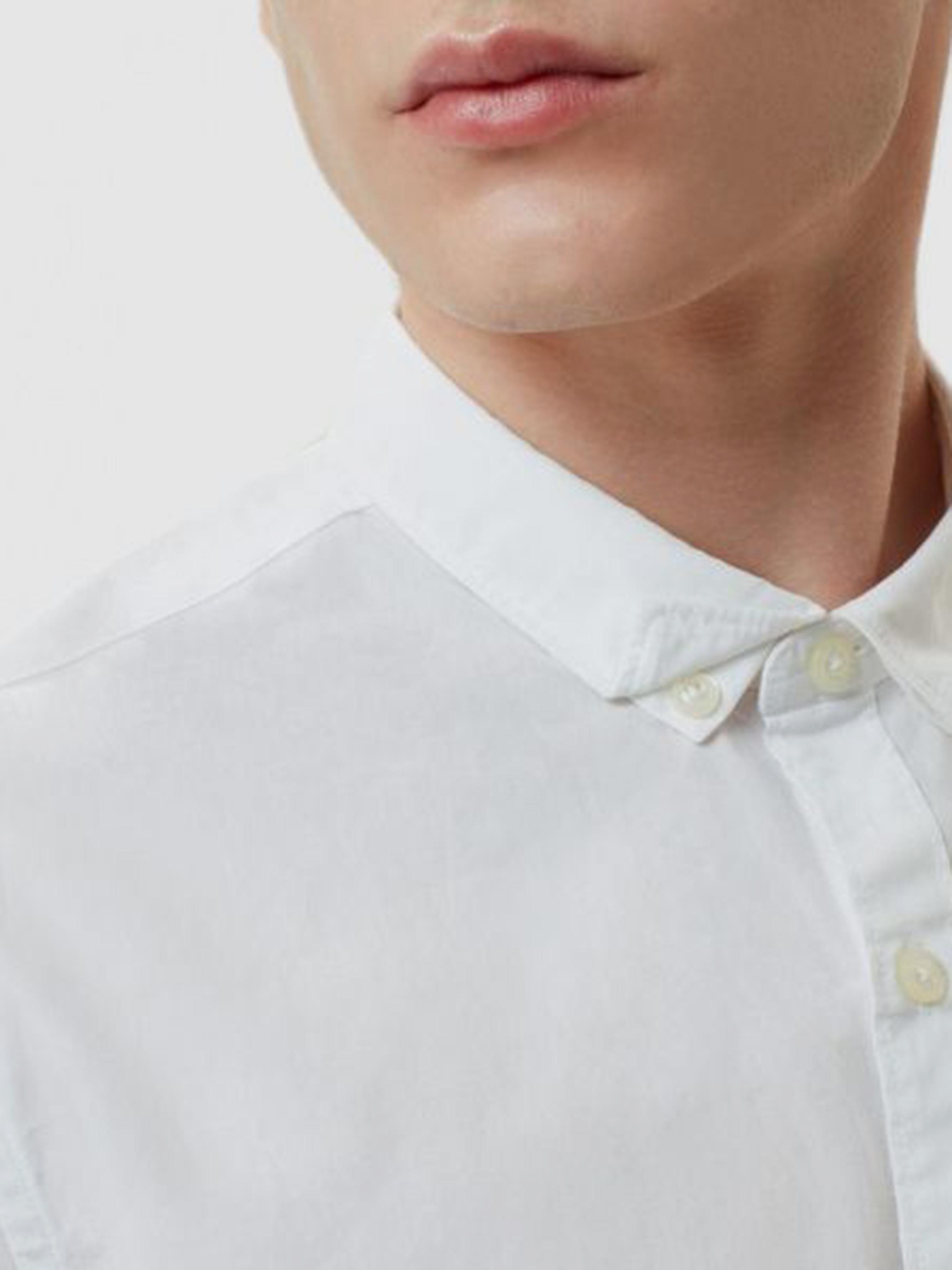 Рубашка с длинным рукавом мужские Napapijri модель ZS2210 приобрести, 2017