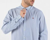 Рубашка с длинным рукавом мужские Napapijri модель ZS2212 купить, 2017