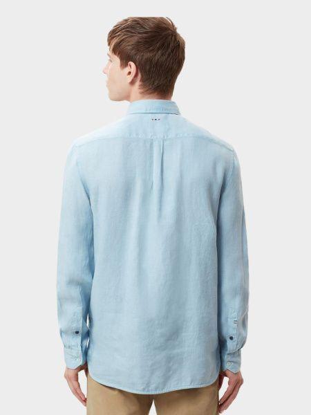 Рубашка с длинным рукавом мужские Napapijri модель ZS2243 цена, 2017