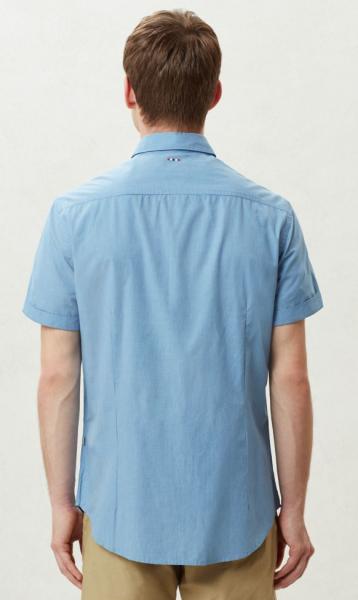 Рубашка с коротким рукавом мужские Napapijri модель ZS2244 характеристики, 2017