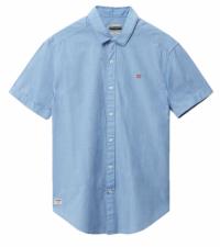 Рубашка с коротким рукавом мужские Napapijri модель ZS2244 купить, 2017