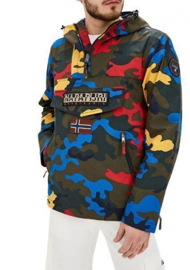 Куртка Napapijri модель N0YIOEF30 — фото 3 - INTERTOP