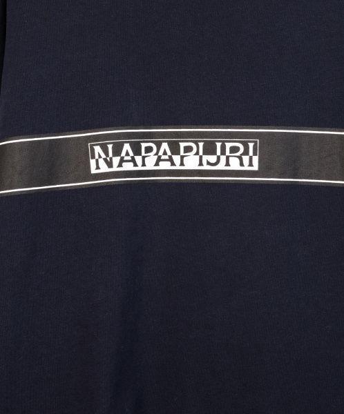 Футболка мужские Napapijri модель ZS2291 качество, 2017