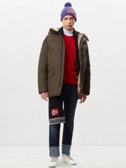 Куртка мужские Napapijri модель ZS2334 качество, 2017