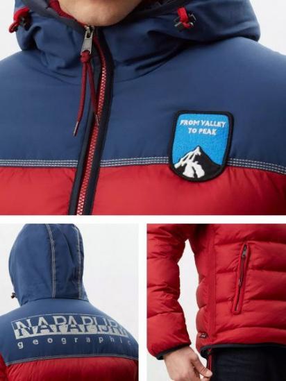 Куртка Napapijri ARIC модель NP000ITLR011 — фото 4 - INTERTOP