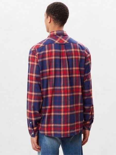 Рубашка мужские Napapijri модель ZS2420 качество, 2017