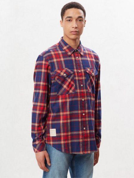 Рубашка мужские Napapijri модель ZS2420 купить, 2017