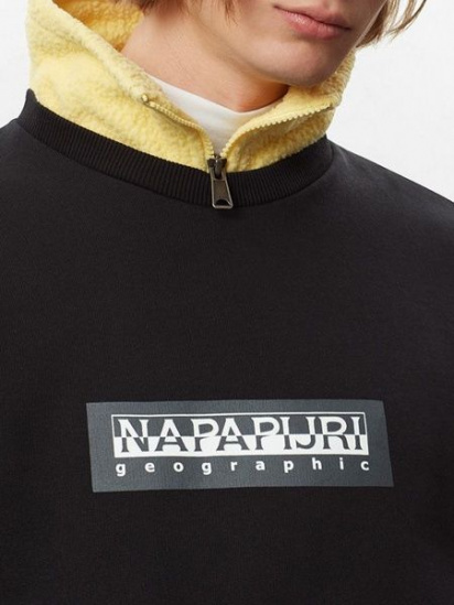 Світшот Napapijri модель NP000KBU0411 — фото 3 - INTERTOP
