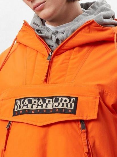 Анорак Napapijri модель NP0A4DURA541 — фото 5 - INTERTOP