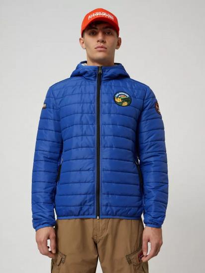 Легка куртка Napapijri ARIC SUM модель NP0A4E2ABB41 — фото - INTERTOP