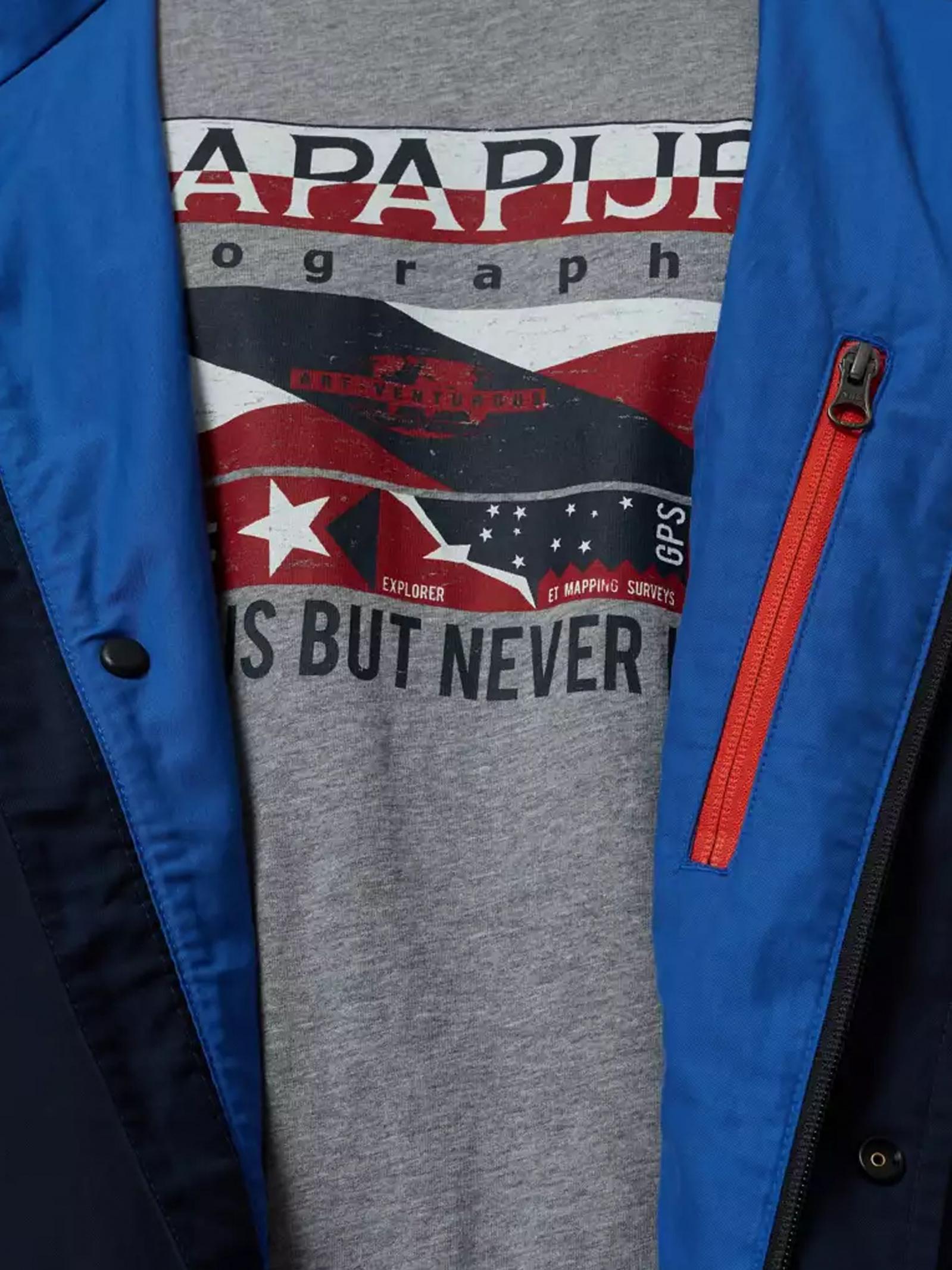 Napapijri Куртка чоловічі модель NP0A4E2D1761 , 2017