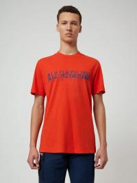 Napapijri Футболка чоловічі модель NP0A4E39A211 , 2017