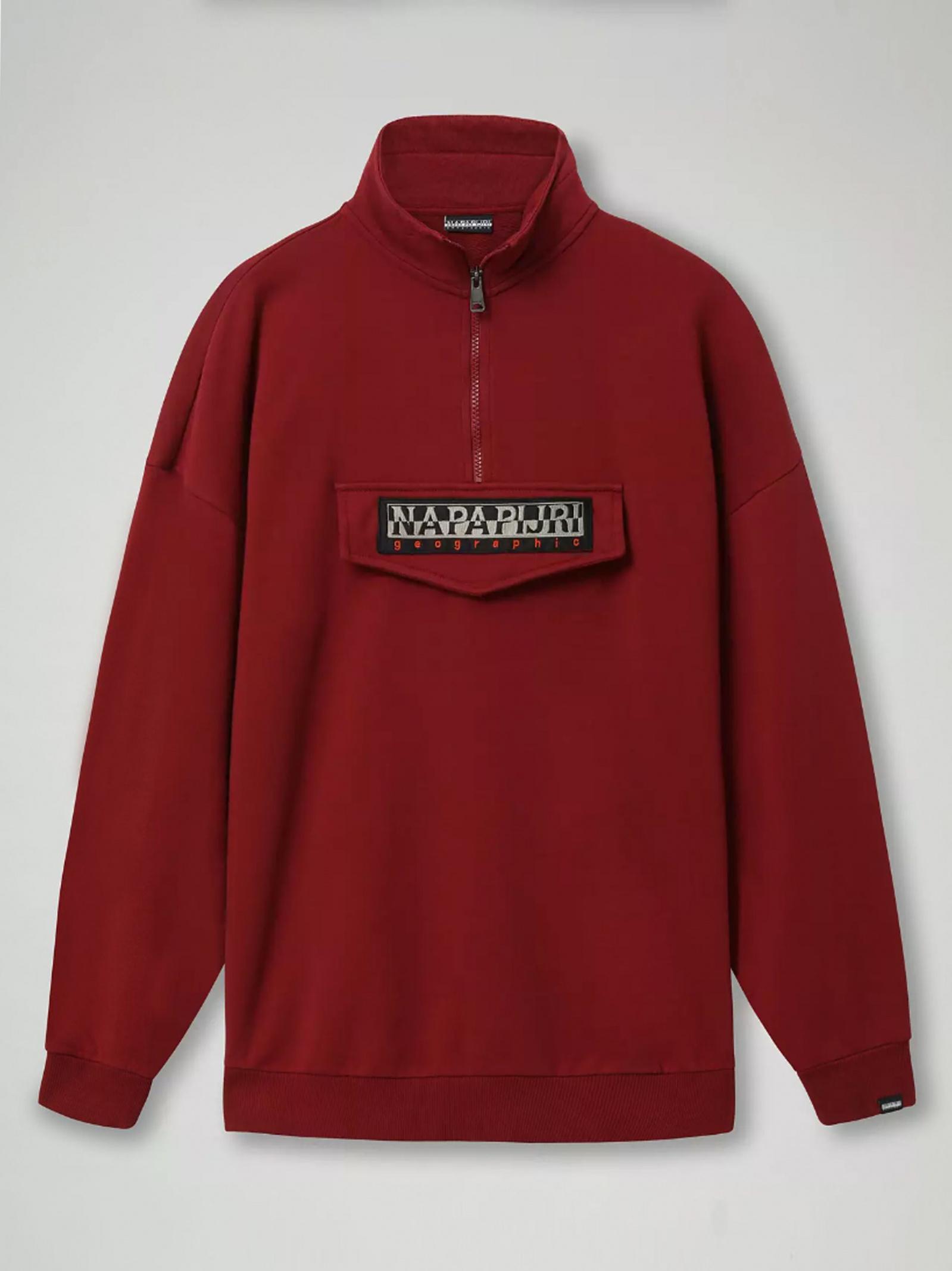 Кофты и свитера мужские Napapijri модель NP0A4E6KRA51 купить, 2017