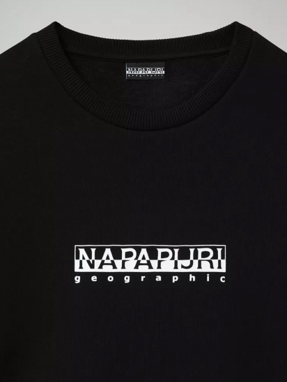 Світшот Napapijri Sweatshirt Box модель NP0A4EIS0411 — фото 3 - INTERTOP