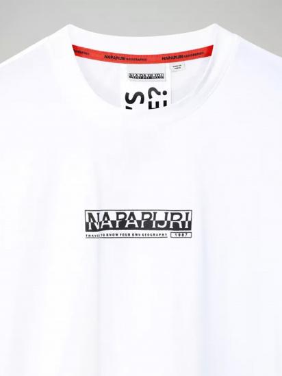 Футболка Napapijri Oodi - фото