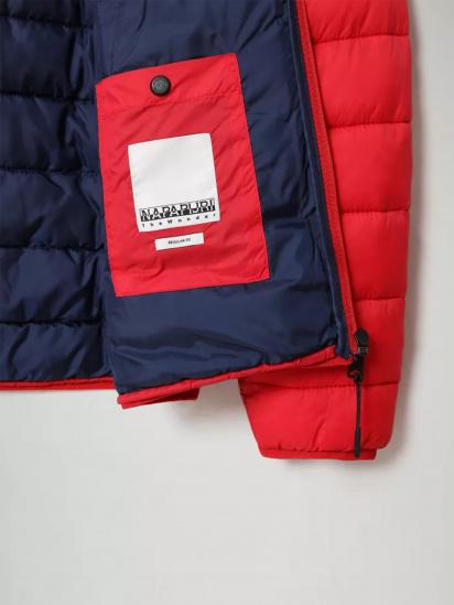 Куртка Napapijri Aerons Short модель NP0A4ENMR171 — фото 4 - INTERTOP