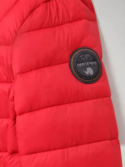 Куртка Napapijri Aerons Short модель NP0A4ENMR171 — фото 6 - INTERTOP