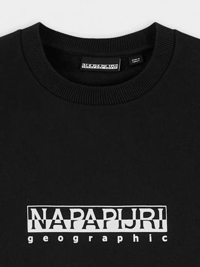 Світшот Napapijri Sweatshirt Box модель NP0A4F5A0411 — фото 2 - INTERTOP