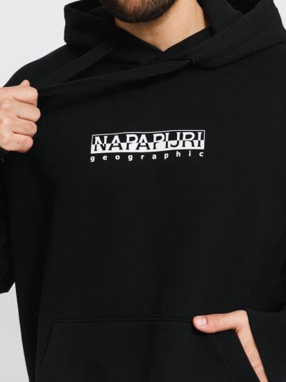 Худі Napapijri Box модель NP0A4F5B0411 — фото 3 - INTERTOP