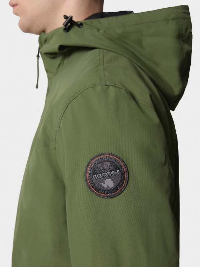 Легка куртка Napapijri Shelter модель NP0A4F7PG2C1 — фото 4 - INTERTOP
