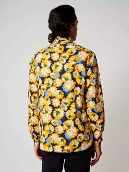 Сорочка з довгим рукавом Napapijri GESIN модель NP0A4F86F3W1 — фото 2 - INTERTOP