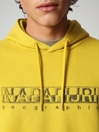 Худі Napapijri модель NP0A4F9KYA91 — фото 3 - INTERTOP