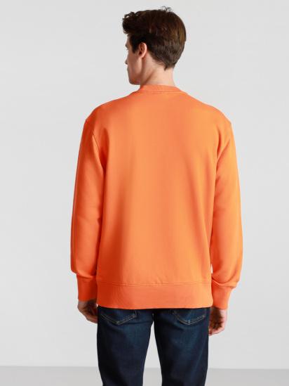 Світшот Napapijri Sweatshirt Patch модель NP0A4FF7A1A1 — фото 3 - INTERTOP