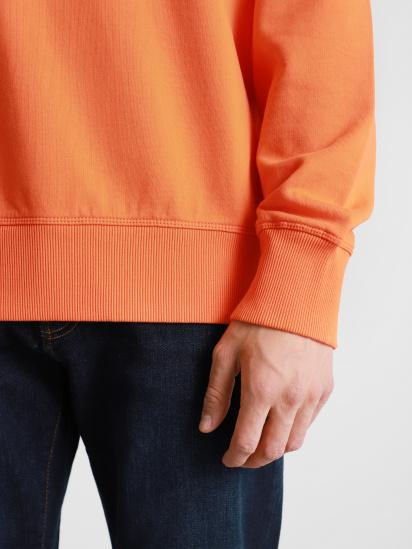 Світшот Napapijri Sweatshirt Patch модель NP0A4FF7A1A1 — фото 5 - INTERTOP