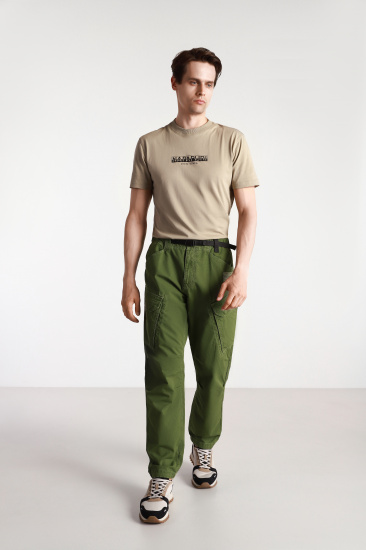Брюки повсякденні Napapijri Honolulu Cargo Pants модель NP0A4F39G2C1 — фото - INTERTOP