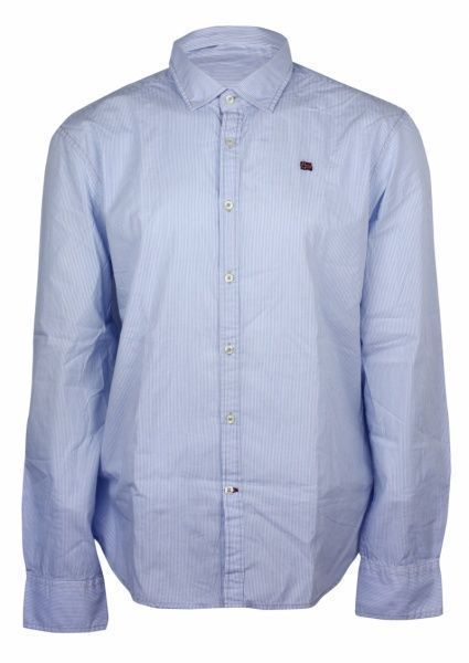 Рубашка мужские Napapijri модель ZS319 купить, 2017